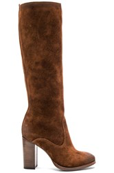 Frye Claude Tall Boot Brown