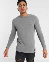 Tom Tailor Ottoman Grey Sweat