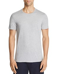 Velvet By Graham And Spencer Howard Crewneck Tee Heather Gray