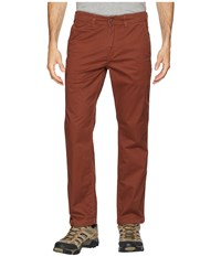 Toadandco Mission Ridge Pant Brunette Casual Pants Brown
