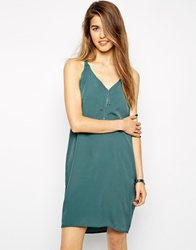 Y.A.S Sleeveless Dress With Plaited Straps Northatlantic
