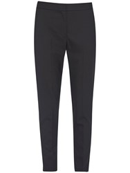 French Connection Summer Talulah Tapered Trousers Black