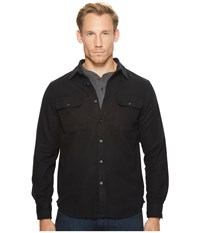 The North Face Long Sleeve Arroyo Flannel Shirt Tnf Black Long Sleeve Button Up