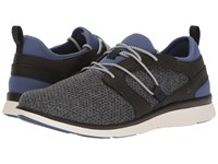 Superfeet Lora Black Marlin Women's Lace Up Casual Shoes