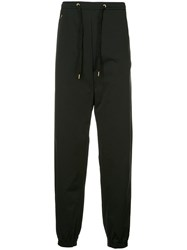 Makavelic Move Easy Track Pants Black