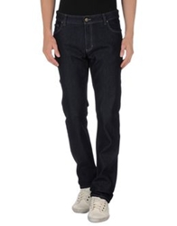 Byblos Denim Pants Blue