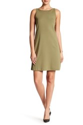 Catherine Malandrino A Line Tank Dress Green