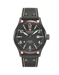 Swiss Military Undercover Watch Black