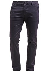 Hugo Boss Green Rice Chinos Aubergine Dark Red