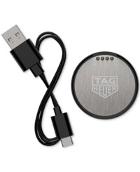 Tag Heuer Modular Connected Charging Puck And Usb Cable No Color