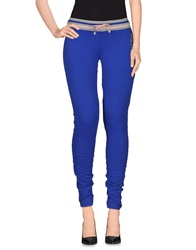 Frankie Morello Sexywear Casual Pants Blue