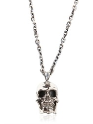 John Richmond Skull Pendant