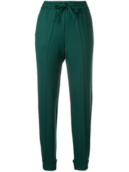 P.A.R.O.S.H. Tailored Joggers Green