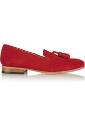 Dieppa Restrepo Lordy Suede Loafers
