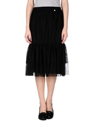 Denny Rose 3 4 Length Skirts Black