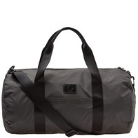 Fred Perry Ripstop Barrel Bag Grey