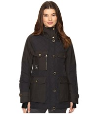 O'neill Moto Jacket Black Out Women's Coat