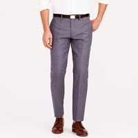 J.Crew Bowery Classic Pant In Wool