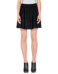 Elisabetta Franchi Skirts Mini Skirts Women Black