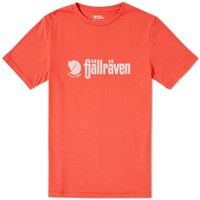 Fjall Raven Fjallraven Retro Tee Red