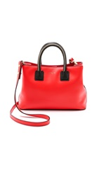 Milly Logan Zip Small Tote