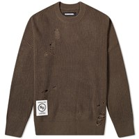 Neighborhood Savage Knit Brown