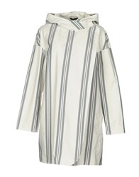Tonello Overcoats White