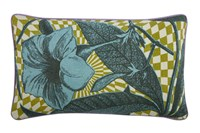 Thomas Paul Optical Botany Pillow 12 X 20 Multicolor