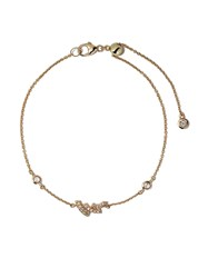 Astley Clarke 14Kt Yellow Gold Mini Icon Scala Diamond Bracelet