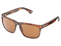 Electric Eyewear Knoxville Tortoise Shell M Bronze Sport Sunglasses Brown