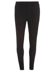 Dorothy Perkins Long Highwaisted Eden Jeggings Black