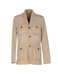 Galliano Blazers Beige