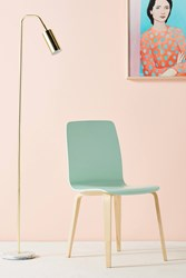 Anthropologie Tamsin Dining Chair Mint