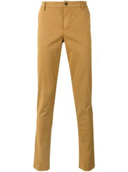 Kenzo Chino Trousers Nude Neutrals
