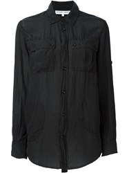 Ymc 'Katharine E Hamnett At Ymc' Shirt Black