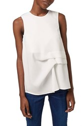 Women's Topshop Gathered Shell Top