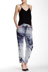 Religion Gloss Trouser Multi