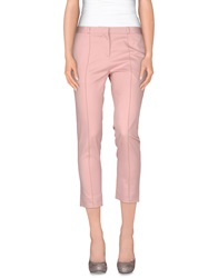 Victoria Beckham Casual Pants Orange