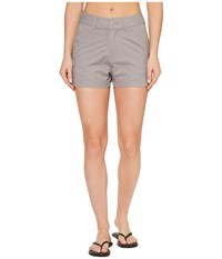 United By Blue Roan Shorts Grey Gray