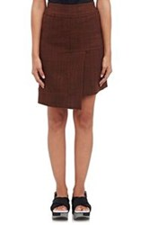 Marni Tweed A Line Skirt Brown Size 42 It