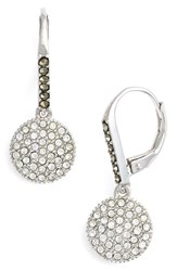 Women's Judith Jack Round Drop Earrings