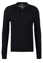 Reiss Mansion Jumper Navy Dark Blue