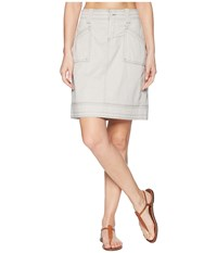 Aventura Clothing Arden Skirt High Rise Silver