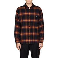 Adaptation Plaid Cotton Flannel Shirt Multi