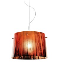 Slamp Woody Pendant Orange