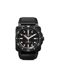 Bell And Ross Br 03 Black