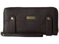 Roxy Interspection Wallet True Black Wallet
