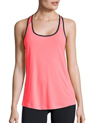 New Balance Race Athletic Tank Guava