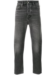 Golden Goose Deluxe Brand Classic Fitted Jeans Cotton Black