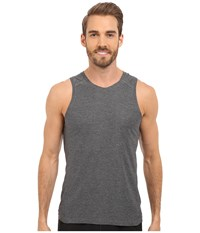 Manduka Minimalist Tank Top Heather Grey Men's Sleeveless Gray